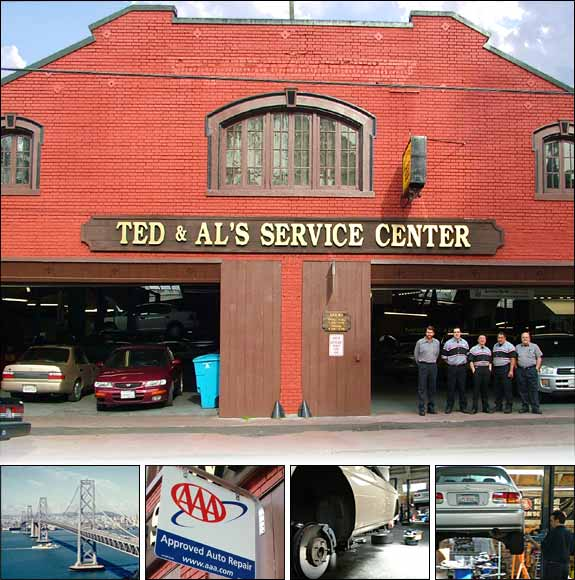 Ted & Al's Towing • San Francisco